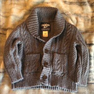 Oshgosh infant sweater